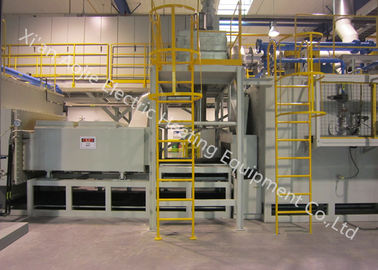 High Precision Furnace Brazing Equipment , Controlled Atmosphere Furnace