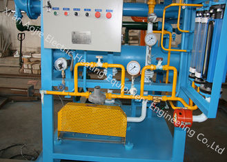 Industrial Continuous Brazing Furnace , Exothermic Gas Generator For Metal Thermal Treatment